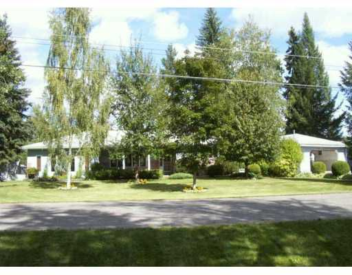"""Main Photo: 5908 BENCH Drive in Prince George: Nechako Bench House for sale in """"NECHAKO BENCH"""" (PG City North (Zone 73))  : MLS®# N166626"""
