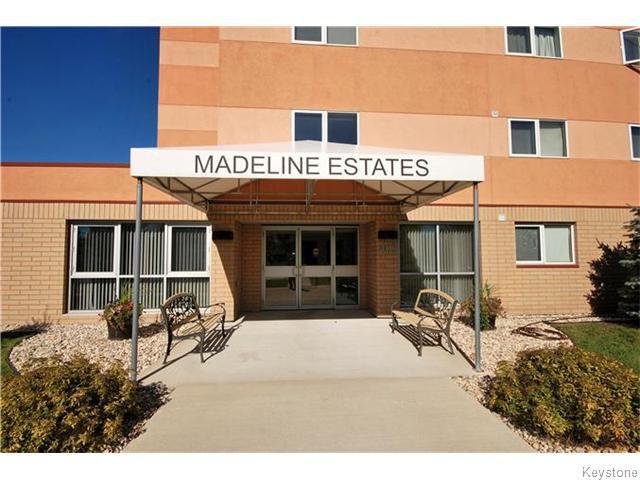 Main Photo: 403 Regent Avenue in WINNIPEG: Transcona Condominium for sale (North East Winnipeg)  : MLS®# 1526649