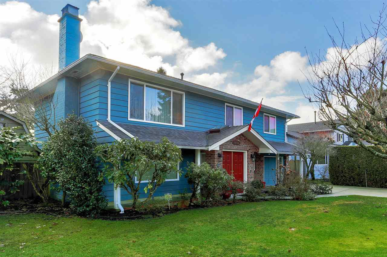 Main Photo: 11700 KINGFISHER Drive in Richmond: Westwind House for sale : MLS®# R2022420