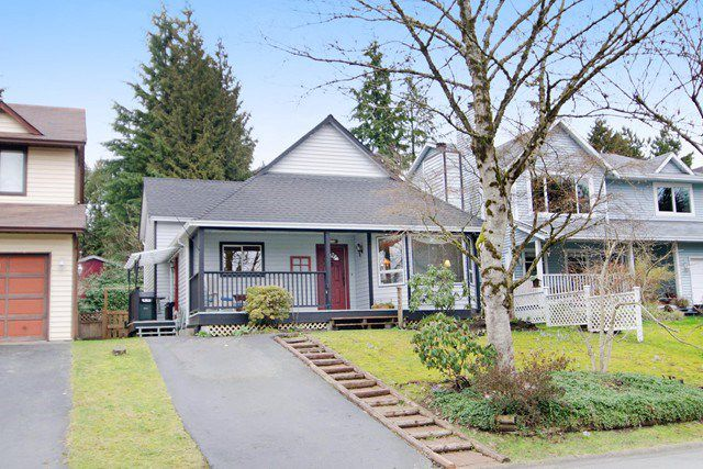 Main Photo: 3450 MANNING Place in North Vancouver: Roche Point House for sale : MLS®# R2031775