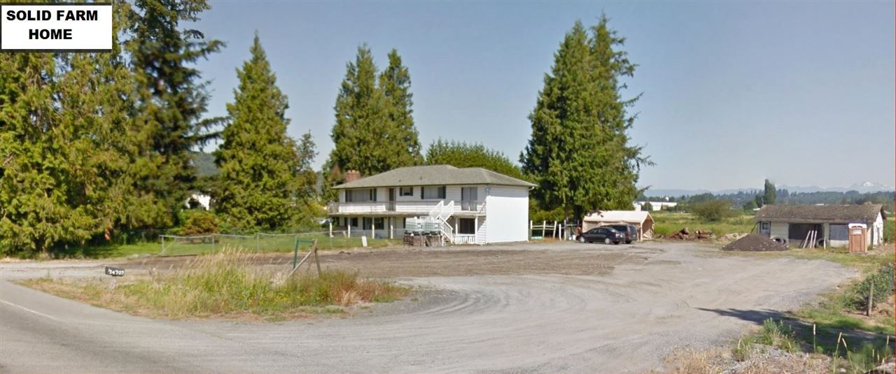 "Main Photo: 34707 VYE Road in Abbotsford: Poplar House for sale in ""Sumas Way and Vye Rd (By Costco)"" : MLS®# R2033705"