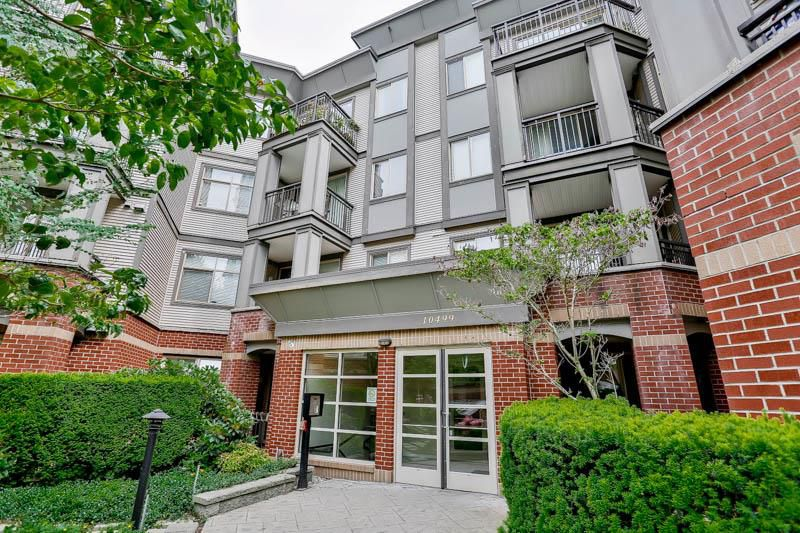 "Main Photo: 207 10499 UNIVERSITY Drive in Surrey: Whalley Condo for sale in ""D'COR"" (North Surrey)  : MLS®# R2070519"