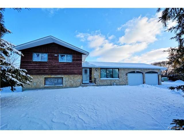 Main Photo: 100 Keedian Drive in Birds Hill: Birds Hill Town Residential for sale (3P)  : MLS®# 1630363
