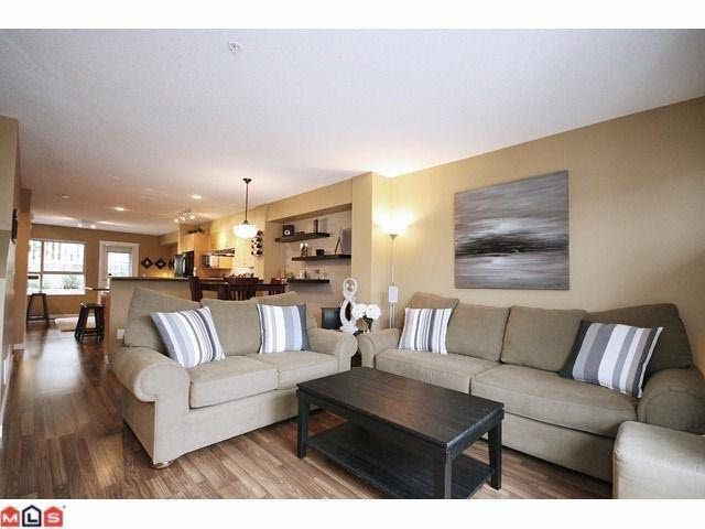 Main Photo: 13 20350 68TH AVENUE in : Willoughby Heights Townhouse for sale : MLS®# F1106051