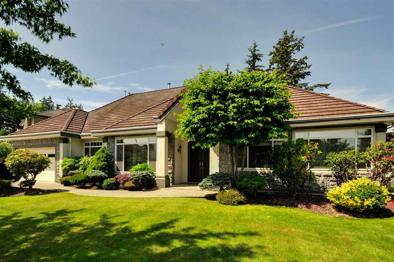 """Main Photo: 2301 134 Street in Surrey: Elgin Chantrell House for sale in """"Bridlewood"""" (South Surrey White Rock)  : MLS®# R2143102"""