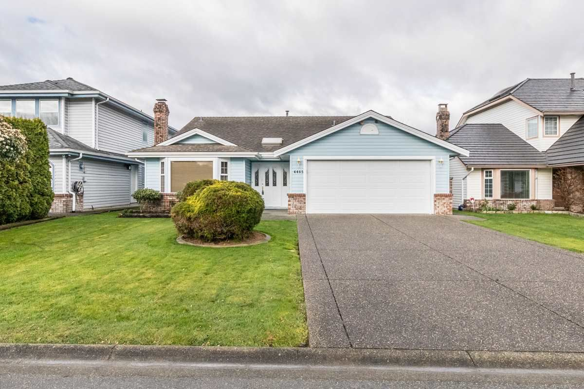 Main Photo: 4465 DAWN Drive in Delta: Holly House for sale (Ladner)  : MLS®# R2148943