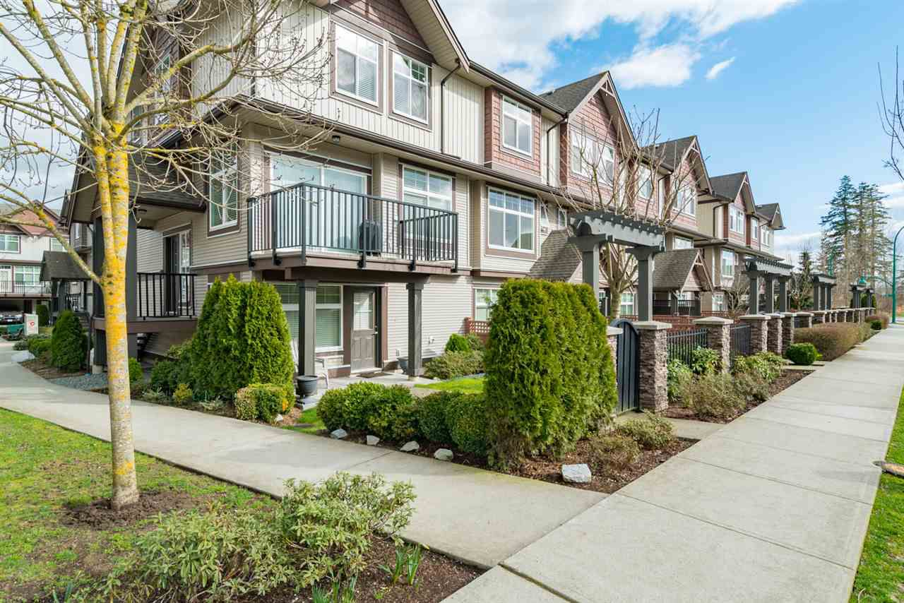 """Main Photo: 17 7332 194A Street in Surrey: Clayton Townhouse for sale in """"UPTOWN CLAYTON"""" (Cloverdale)  : MLS®# R2151676"""