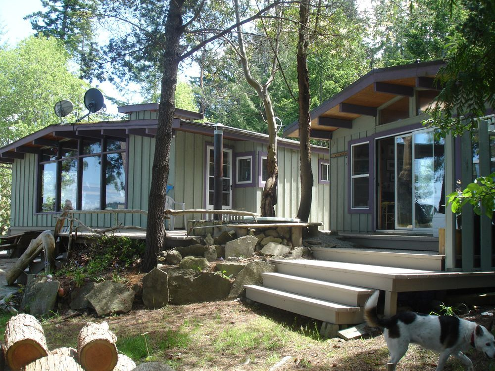 Main Photo: 205 Pilkey Point in Thetis Island: Beach Home for sale : MLS®# 274612