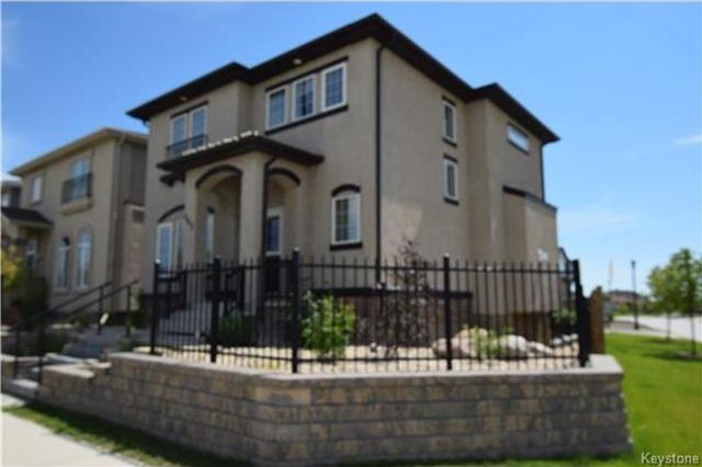 Main Photo: 262 Edward Turner Drive in Winnipeg: Sage Creek Residential for sale (2K)  : MLS®# 1718971