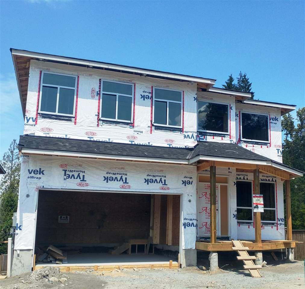 Main Photo: 24981 109 Avenue in Maple Ridge: Thornhill MR House for sale : MLS®# R2188966