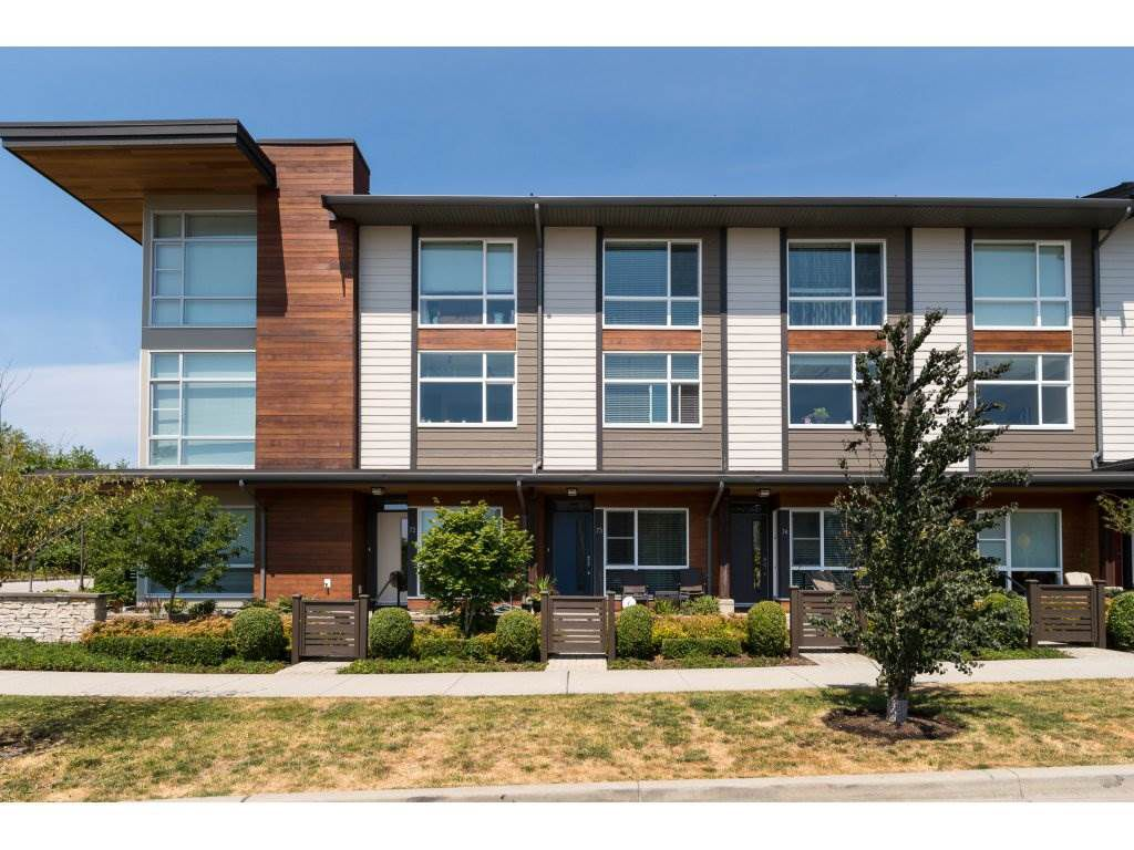 """Main Photo: 73 16222 23A Avenue in Surrey: Grandview Surrey Townhouse for sale in """"Breeze"""" (South Surrey White Rock)  : MLS®# R2188612"""