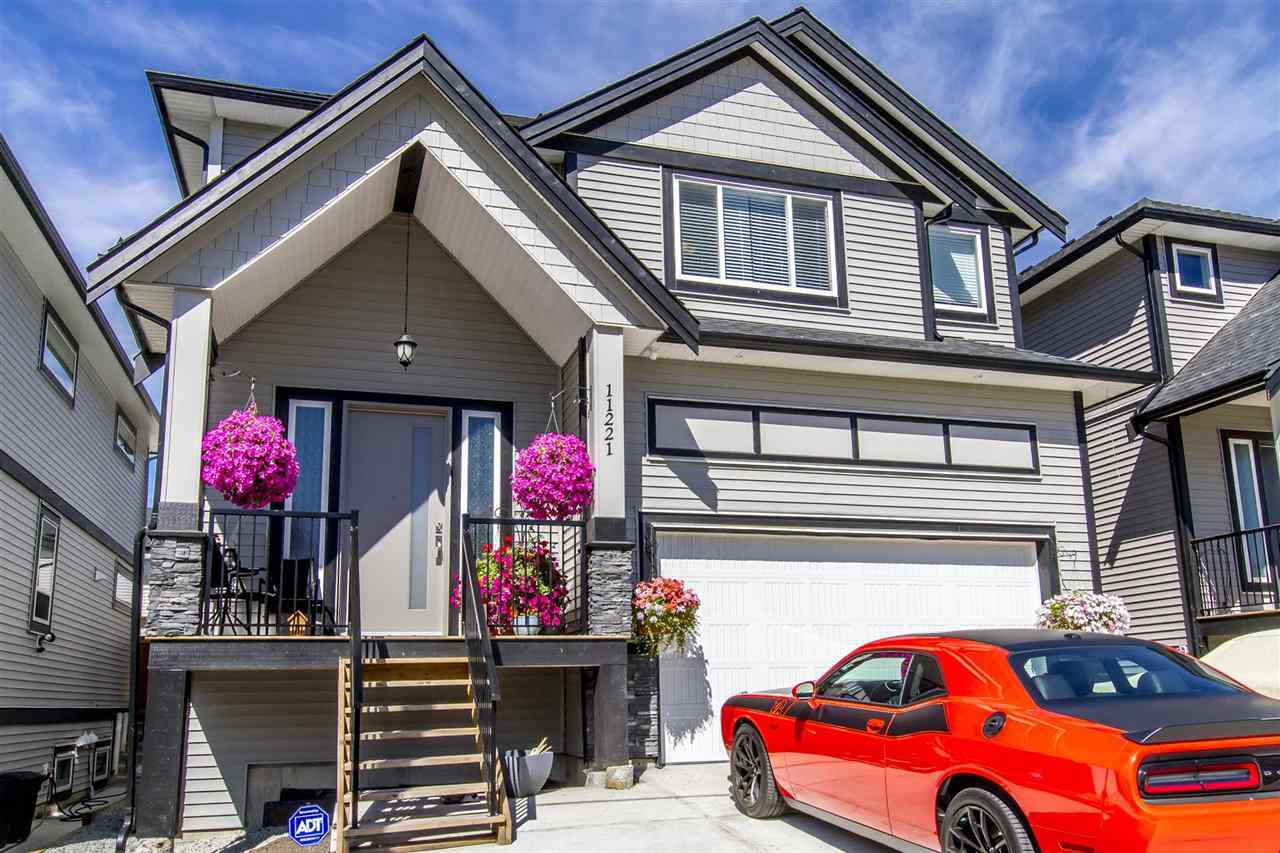 Main Photo: 11221 243 Street in Maple Ridge: Cottonwood MR House for sale : MLS®# R2192621