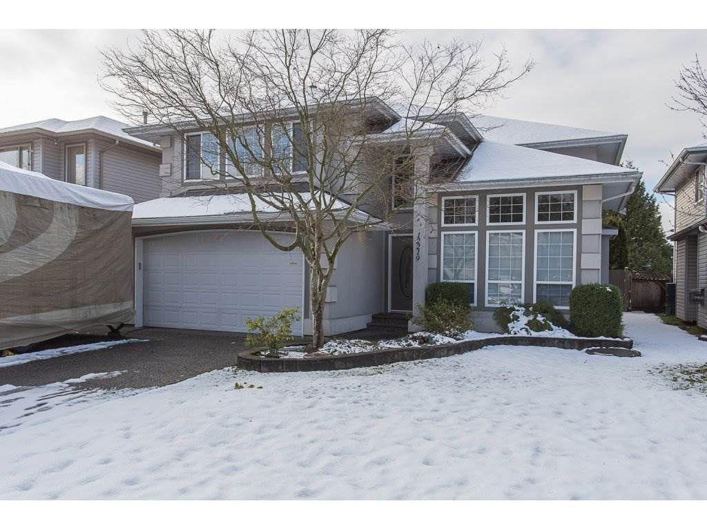 Main Photo: 12219 BONSON ROAD in Pitt Meadows: Mid Meadows House for sale : MLS®# R2239836