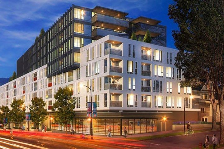"Main Photo: 319 2888 CAMBIE Street in Vancouver: Mount Pleasant VW Condo for sale in ""THE SPOT"" (Vancouver West)  : MLS®# R2287319"