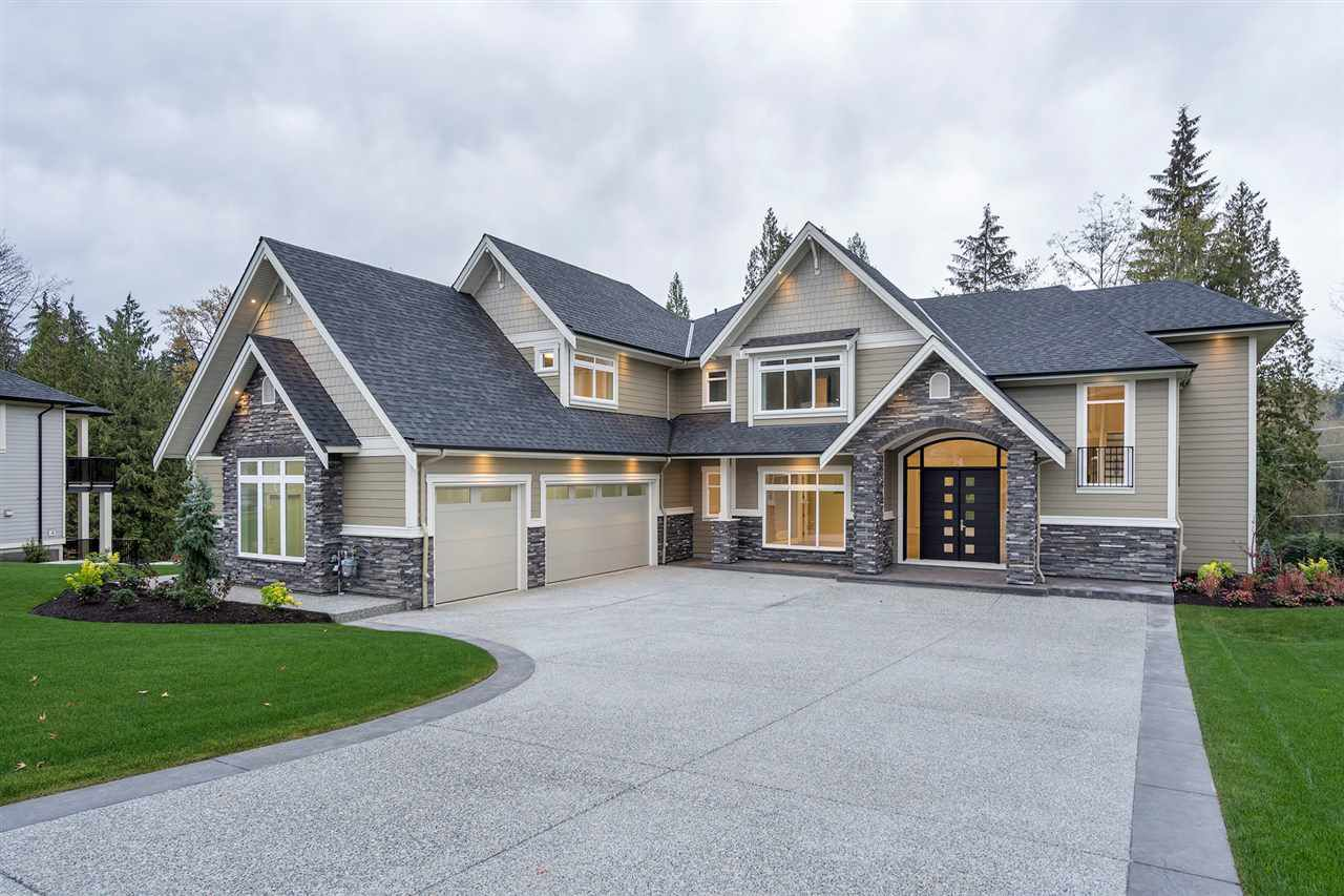 Stunning home on one acre executive subdivision Forest Hills