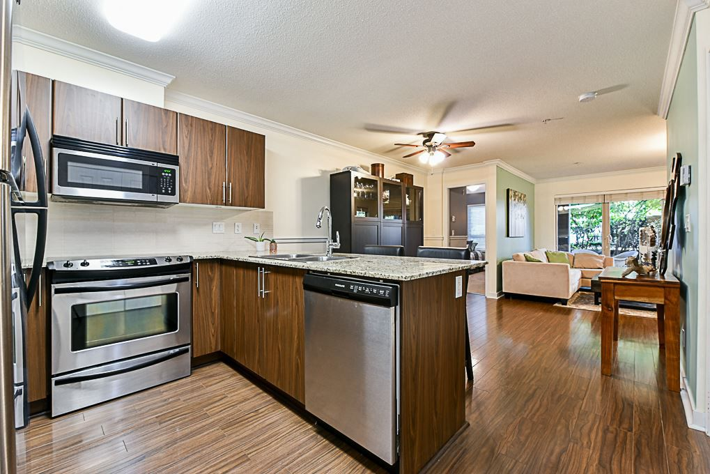 """Main Photo: B111 8929 202 Street in Langley: Walnut Grove Condo for sale in """"THE GROVE"""" : MLS®# R2315661"""