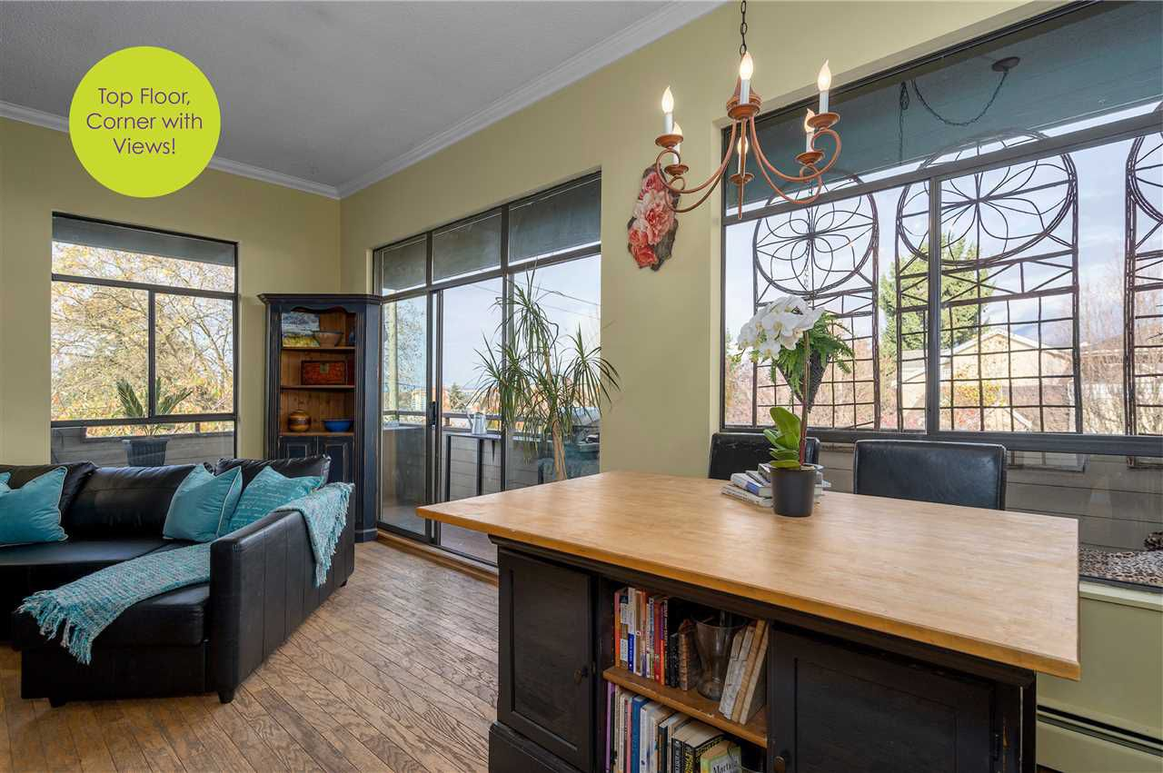 """Main Photo: 309 1516 CHARLES Street in Vancouver: Grandview VE Condo for sale in """"GARDEN TERRACE"""" (Vancouver East)  : MLS®# R2320786"""