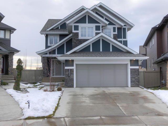 Main Photo: 3317 KIDD Close in Edmonton: Zone 56 House for sale : MLS®# E4136692