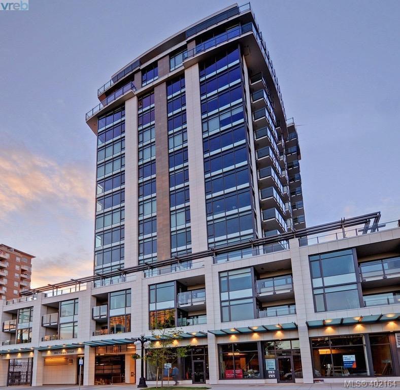 Main Photo: 1702 960 Yates Street in VICTORIA: Vi Downtown Condo Apartment for sale (Victoria)  : MLS®# 402164