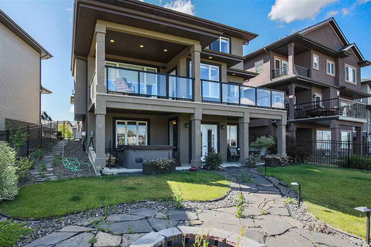 Main Photo: 1511 CUNNINGHAM Cape SW in Edmonton: Zone 55 House for sale : MLS®# E4143794