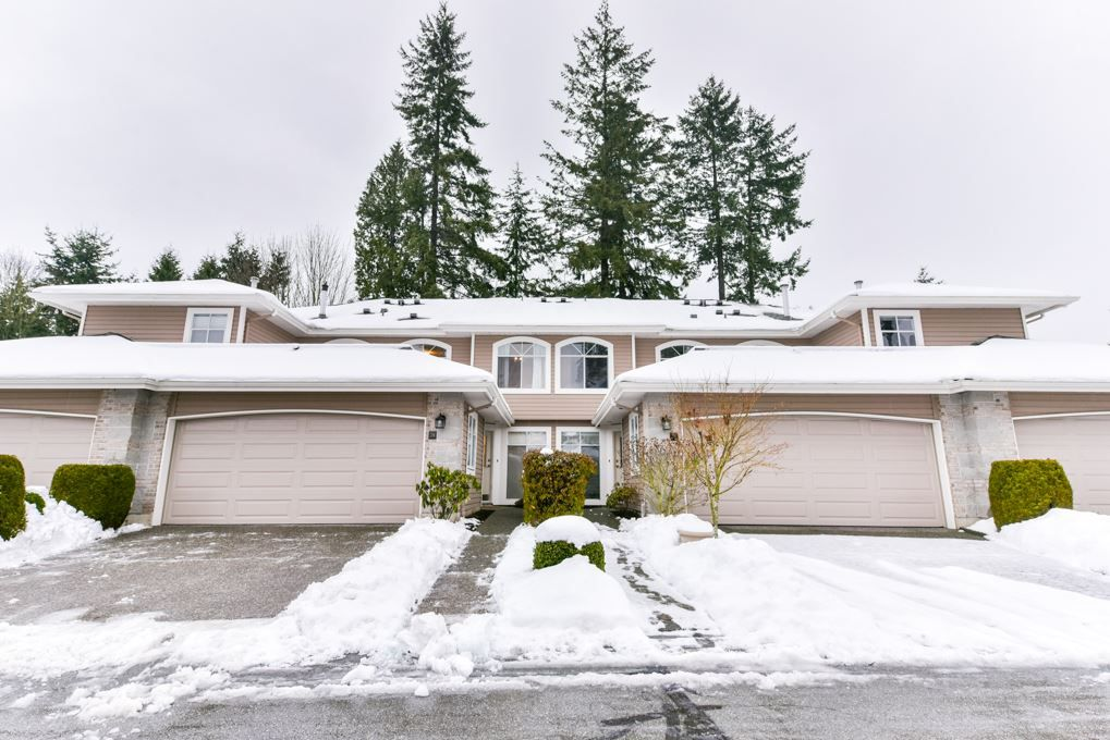 """Main Photo: 78 2500 152 Street in Surrey: King George Corridor Townhouse for sale in """"The Peninsula"""" (South Surrey White Rock)  : MLS®# R2341587"""