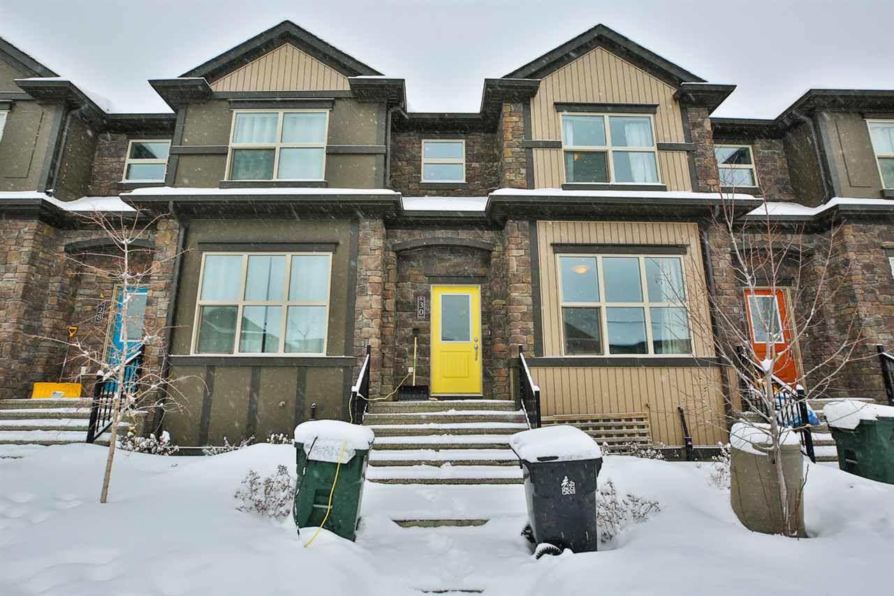 Main Photo: 30 GREENBURY Close: Spruce Grove Attached Home for sale : MLS®# E4146676