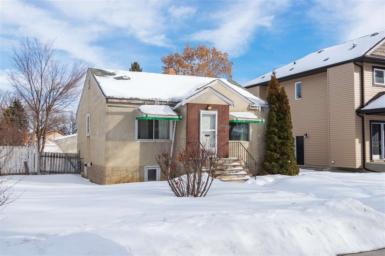Main Photo: 12223 102 Street in Edmonton: Zone 08 Vacant Lot for sale : MLS®# E4147286