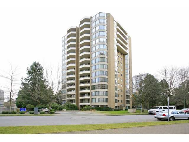 "Main Photo: # 1202 6282 KATHLEEN AV in Burnaby: Metrotown Condo for sale in ""THE EMPRESS"" (Burnaby South)  : MLS®# V925267"