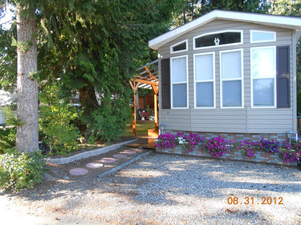 Main Photo: 126 3980 Squilax Anglemont Road in Scotch Creek: Recreational for sale : MLS®# 10071045