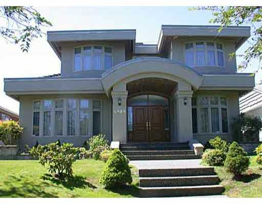 Main Photo: 6889 LAUREL ST in : South Cambie House for sale (Vancouver West)  : MLS®# V351649