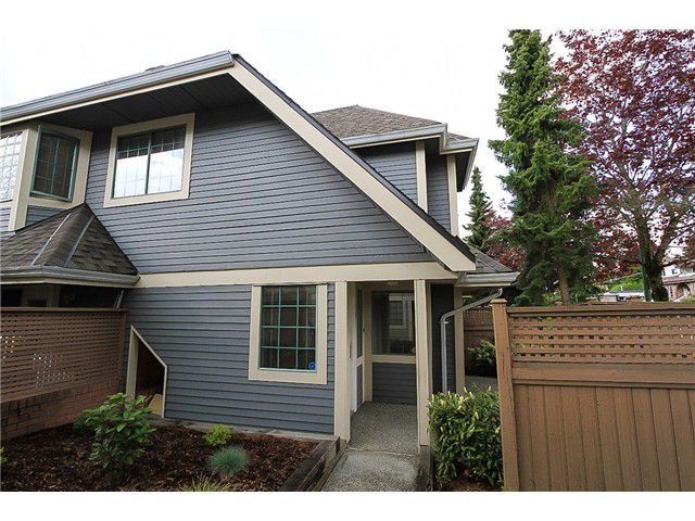 "Main Photo: 34 355 DUTHIE Avenue in Burnaby: Westridge BN Townhouse for sale in ""TAPESTRY"" (Burnaby North)  : MLS®# V1062631"