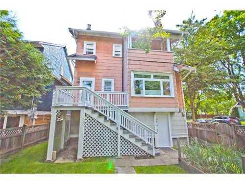 Photo 9: Photos: 2643 BALACLAVA Street in Vancouver West: Kitsilano Home for sale ()  : MLS®# V961104