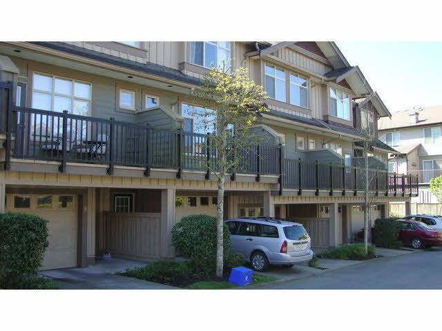 "Main Photo: 11 21661 88TH Avenue in Langley: Fort Langley Townhouse for sale in ""Monterra"" : MLS®# F1439978"
