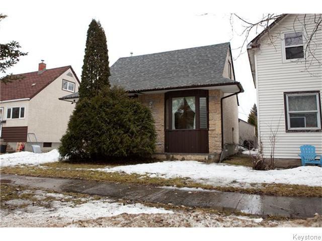 Main Photo: 146 Dupont Street in WINNIPEG: St Boniface Residential for sale (South East Winnipeg)  : MLS®# 1605583