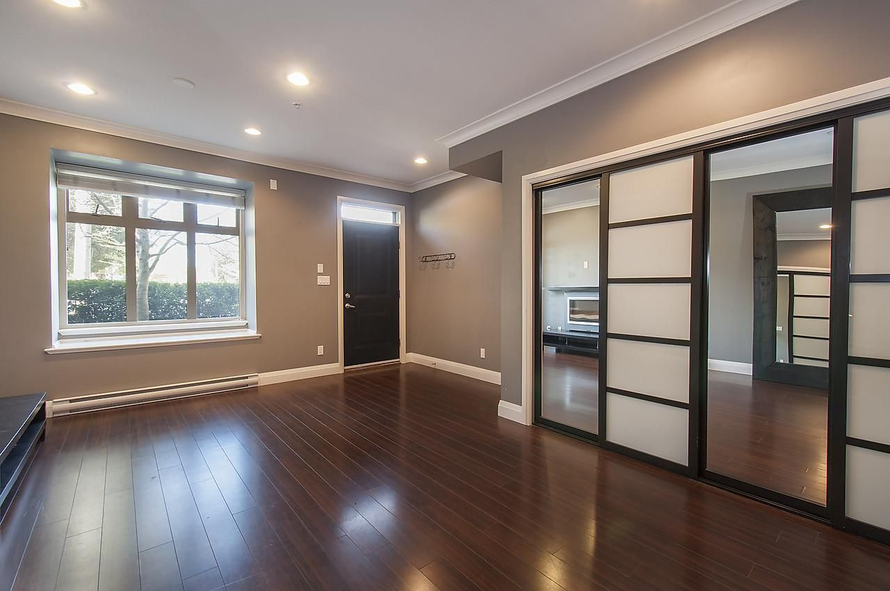 "Main Photo: 109 5588 PATTERSON Avenue in Burnaby: Central Park BS Condo for sale in ""DECORUS"" (Burnaby South)  : MLS®# R2053260"