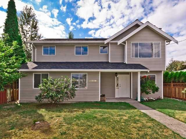 Main Photo: 23170 DEWDNEY TRUNK Road in Maple Ridge: East Central House for sale : MLS®# R2110885