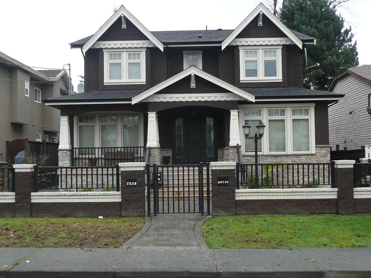 Main Photo: 7528 DAVIES Street in Burnaby: Edmonds BE House for sale (Burnaby East)  : MLS®# R2123818