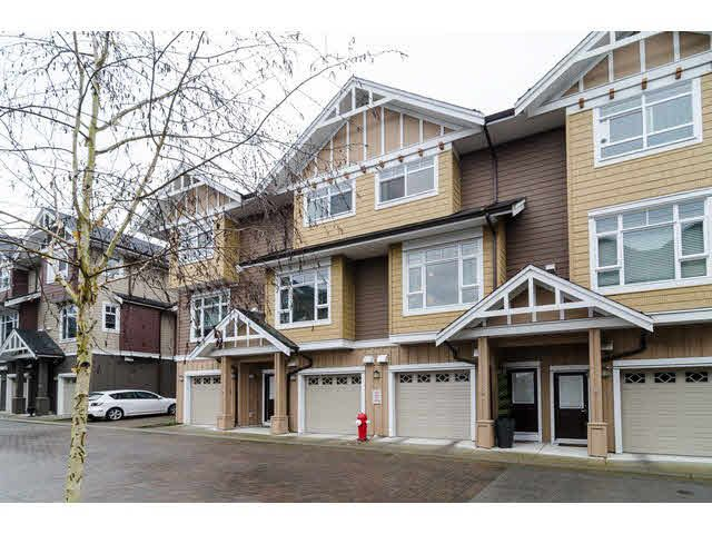 Main Photo: 22 2979 156TH STREET in : Grandview Surrey Townhouse for sale : MLS®# F1435884