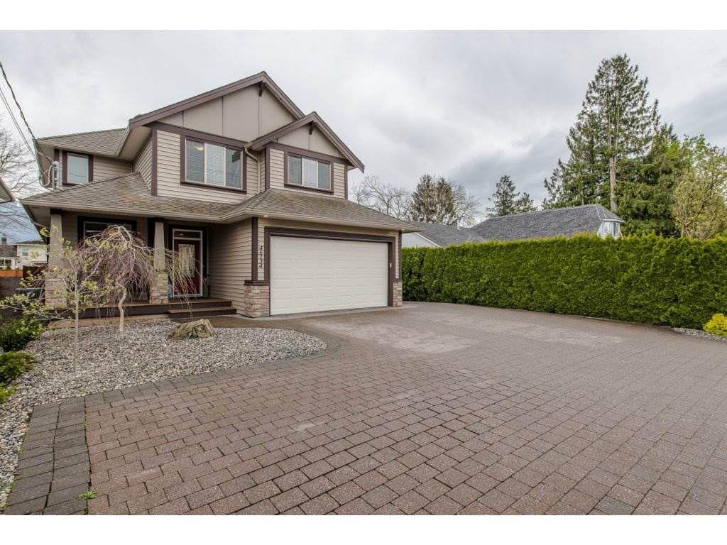 Main Photo: 46134 STEVENSON Road in Sardis: Sardis East Vedder Rd House for sale : MLS®# R2157784