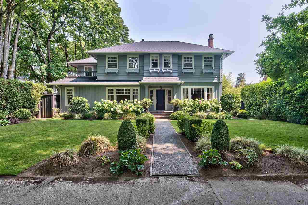 Main Photo: 6112 MARGUERITE Street in Vancouver: South Granville House for sale (Vancouver West)  : MLS®# R2204638