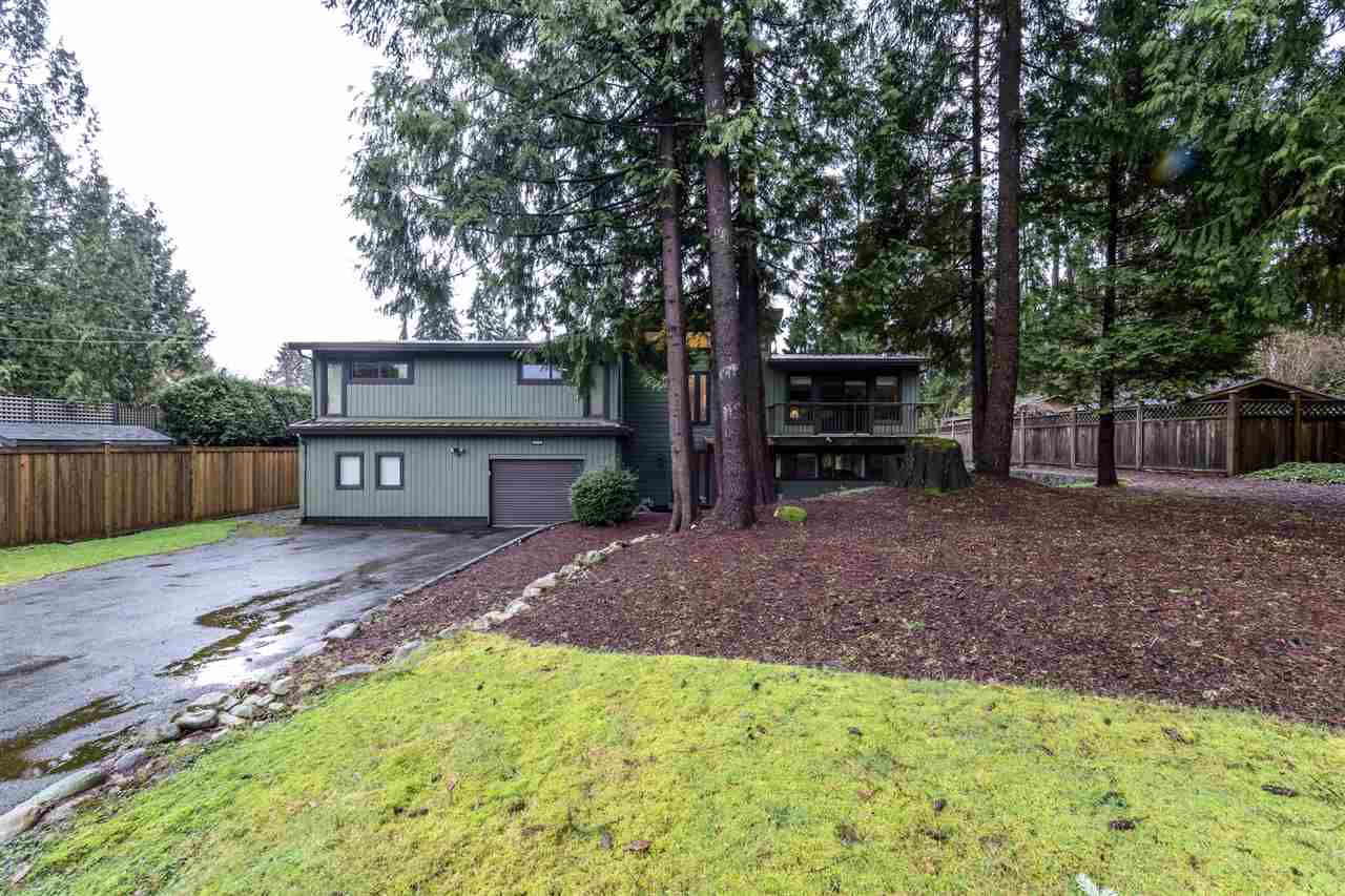 Main Photo: 4065 MT SEYMOUR Parkway in North Vancouver: Roche Point House for sale : MLS®# R2236979