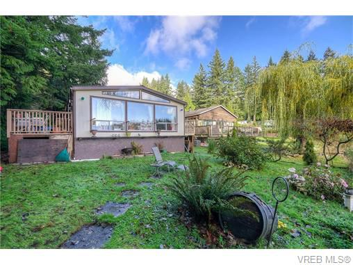 Main Photo: 93 2500 Florence Lake Road in VICTORIA: La Florence Lake Residential for sale (Langford)  : MLS®# 372006