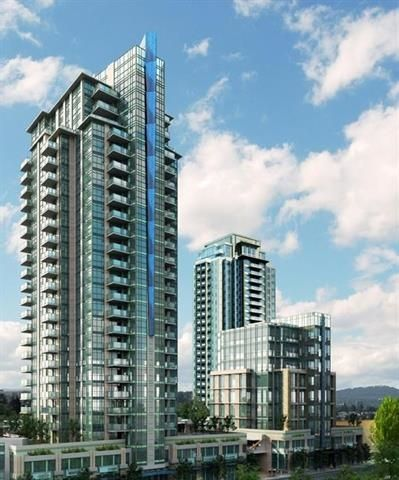 """Main Photo: 2503 3008 GLEN Drive in Coquitlam: North Coquitlam Condo for sale in """"M2"""" : MLS®# R2246428"""