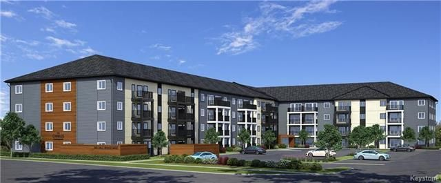 Main Photo: 403 545 Dale Boulevard in Winnipeg: Charleswood Condominium for sale (1H)  : MLS®# 1806948