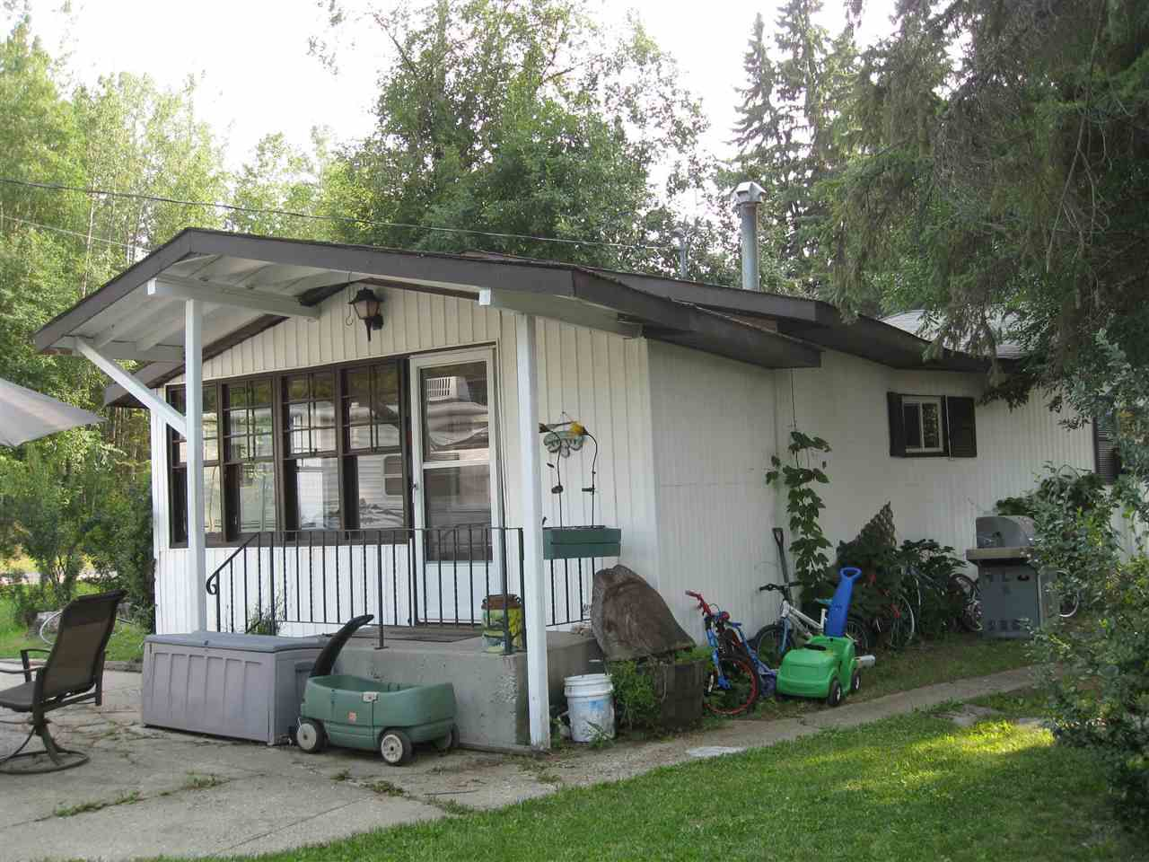Main Photo: 1 Pine Crescent: Rural Lac Ste. Anne County House for sale : MLS®# E4122965