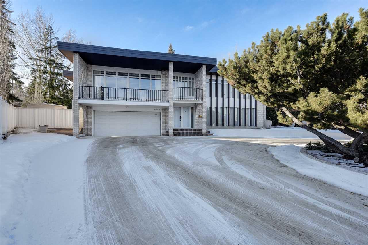 Main Photo: 8304 135 Street in Edmonton: Zone 10 House for sale : MLS®# E4135692