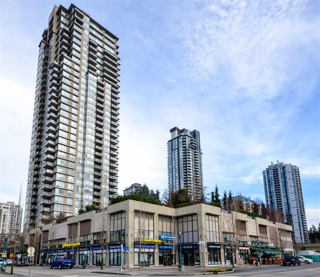 """Main Photo: 3305 2980 ATLANTIC Avenue in Coquitlam: North Coquitlam Condo for sale in """"LEVO"""" : MLS®# R2329914"""