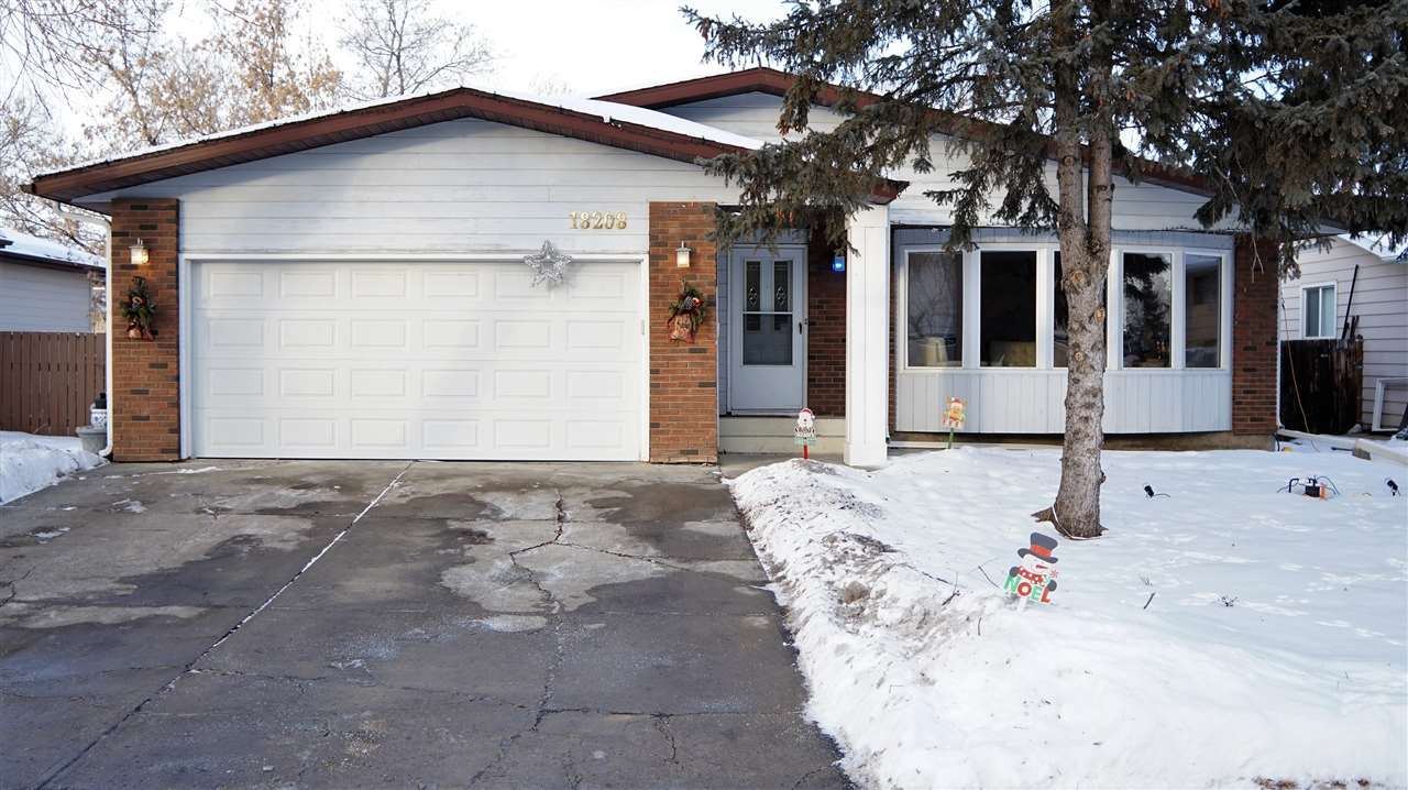 Main Photo: 18208 74 Avenue NW in Edmonton: Zone 20 House for sale : MLS®# E4140001