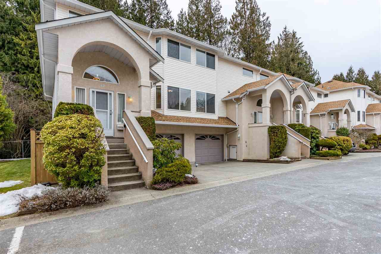"""Main Photo: 42 32339 7TH Avenue in Mission: Mission BC Townhouse for sale in """"Cedarbrooke Estates"""" : MLS®# R2347208"""