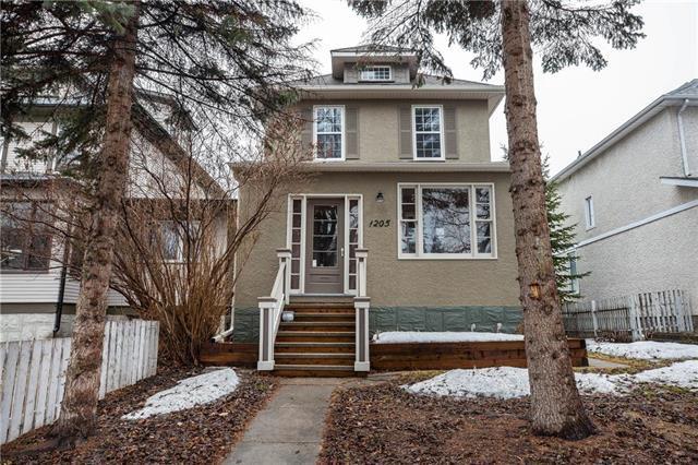 Main Photo: 1205 Wolseley Avenue in Winnipeg: Wolseley Residential for sale (5B)  : MLS®# 1907772